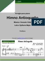 Himno Antioqueño