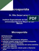 Microsporidia Fin