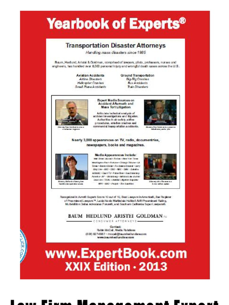 Yearbook of Experts 2013 With Covers | News | Websites