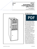 58TUA Furnace Manual