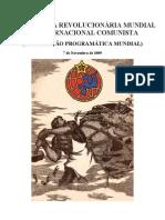 World Revolutionary Platform of the Communist International Portuguese