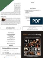 Festival Williams - Guastavino  - Concierto Nro. 2