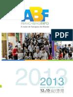 2013 Folder Abf Franchising Expo