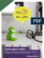 Love Your Work PDF
