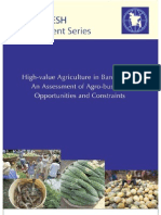 Bd Agriculture Report 21
