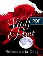 Wolf Pact Part I - Melissa De La Cruz