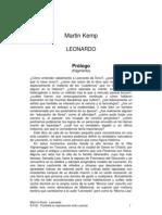 Kemp, Martin - Leonardo
