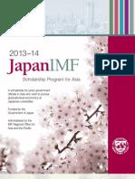 Japan-IMF Scholarship