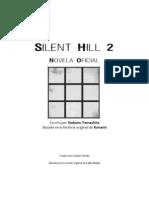 Silent Hill 2. Novela Oficial. Español