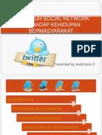 Pengaruh Social Network