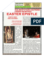 The Herald of Kosovo and Metohija _ Easter issue