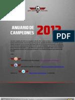 Anuario 2012 de fútbol