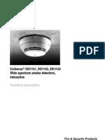 DO1151, 52, 53 Technical Description (e1009d)
