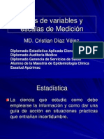 Variables Yes Cal As