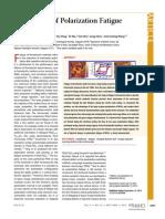 Fatigue mechanism in BFO