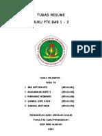 Resume Bab 1 - 3