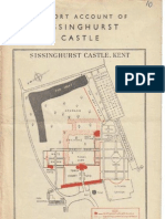 A Short Account of Sissinghurst Castle, Kent