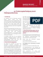 NICKERT-Whitepaper Möglichkeiten der Forderungsbefriedigung durch Gläubigeranfechtung
