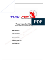 ThaiREC Checklist-Barge Inspection Questionnaire Gas