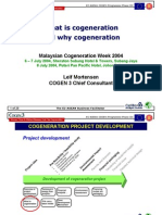 What and Why Co Generation
