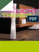 Lichttrends 2013