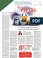 Intervista a Teresa Cremisi (direttore generale della casa editrice Flammarion) Sui Criteri Per Valutare - Repubblica 07.01.2013