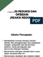 reaksi redoks ppt