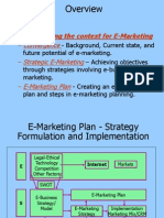 E-marketing knowledge