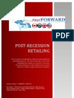 post recession
