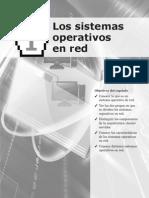 SOR - Tema 1 - Los Sistemas Operativos en Red