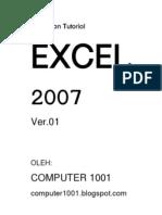 eBook Excel 2007 Ver01 - Computer1001