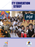 Quality Education Study, India, 2011