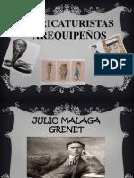 caricaturistas arequipeños