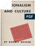 Rudolf Rocker - Nationalism and Culture (the Whole Book)