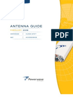 Powerwave February 2008 Antenna Guide