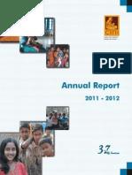 CINI Annual Report 2011-12