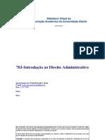 Int. Ao Direito Administrativo-Paulobernardoesousa
