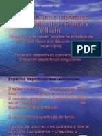 Equipamientos Deportivos Municipales de La Granja y Valsain