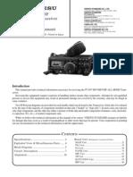 Yaesu FT-897 Service Manual