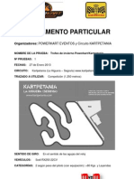Reglamento Trofeo de Invierno Powekart Kartpetania GP MotorVSMotor