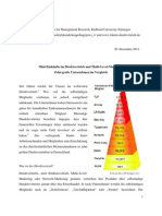 Studie Direktvertrieb & MLM