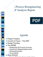 5406540DFCS Program Improvement GAP Analysis
