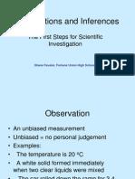 02 Observation Inferences