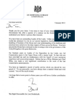 Dave letter