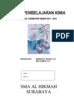 Modul Kimia Semester Genap