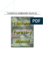 National Forestry Manual