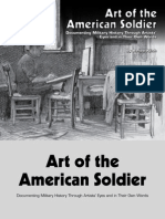 Art of the American soldier