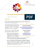 Cursos en Community Management