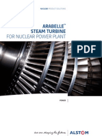 Arabell Steam Turbine Nuclear Power Plants Performance Boost