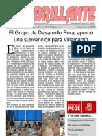 EL BRILLANTE, 6 de Enero de 2013